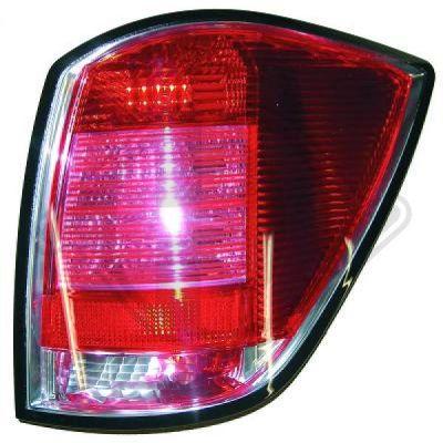 Feu arrière - HDK-Germany - 77HDK1806690