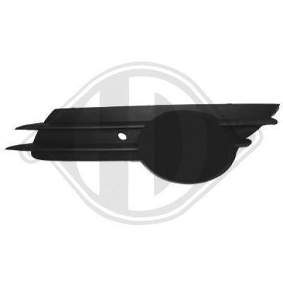 Grille de ventilation, pare-chocs - HDK-Germany - 77HDK1814047