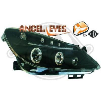 Bloc-optique, projecteurs principaux - HDK-Germany - 77HDK1814480