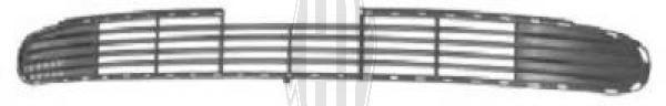 Grille de ventilation, pare-chocs - Diederichs Germany - 1824045