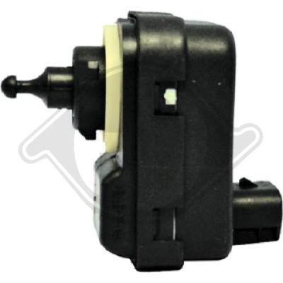 Élément d'ajustage, correcteur de portée - HDK-Germany - 77HDK1824084