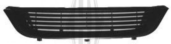 Grille de radiateur - HDK-Germany - 77HDK1824240