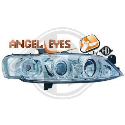 Bloc-optique, projecteurs principaux - HDK-Germany - 77HDK1824680