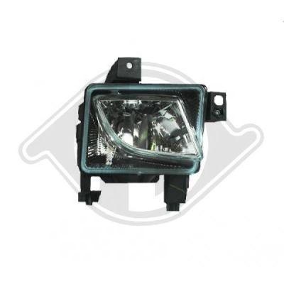 Projecteur antibrouillard - HDK-Germany - 77HDK1825189
