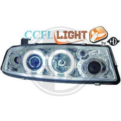 Bloc-optique, projecteurs principaux - HDK-Germany - 77HDK1830281