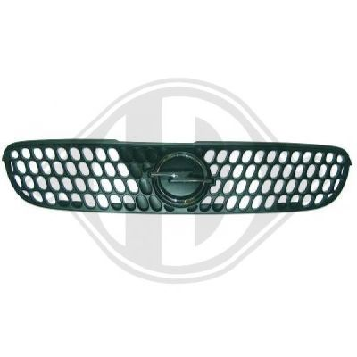 Grille de radiateur - HDK-Germany - 77HDK1865040