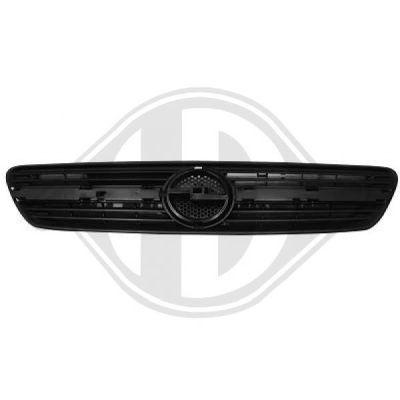 Grille de radiateur - HDK-Germany - 77HDK1875040