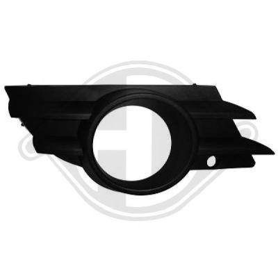 Grille de ventilation, pare-chocs - HDK-Germany - 77HDK1875146