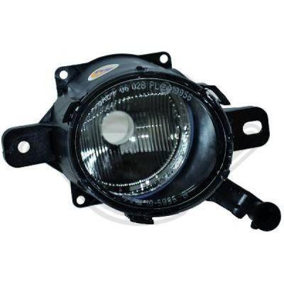 Projecteur antibrouillard - HDK-Germany - 77HDK1891188