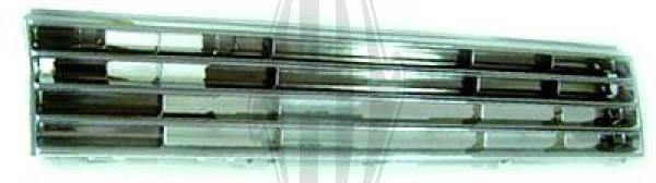 Grille de radiateur - Diederichs Germany - 2202240