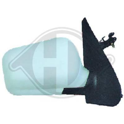 Rétroviseur extérieur - HDK-Germany - 77HDK2203025