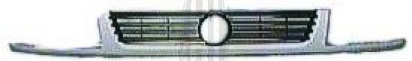 Grille de radiateur - HDK-Germany - 77HDK2203140