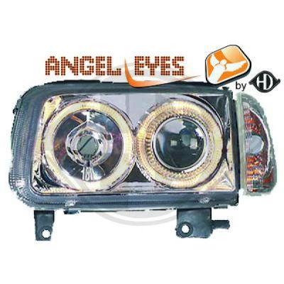 Bloc-optique, projecteurs principaux - HDK-Germany - 77HDK2204380