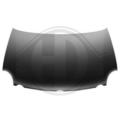 Capot-moteur - Diederichs Germany - 2205000