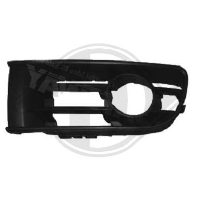 Grille de ventilation, pare-chocs - HDK-Germany - 77HDK2205049