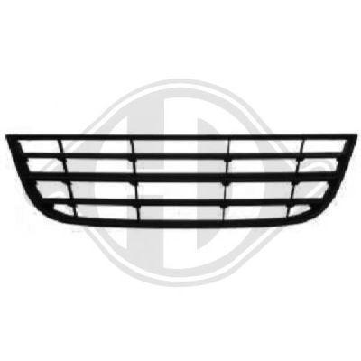 Grille de ventilation, pare-chocs - HDK-Germany - 77HDK2205145