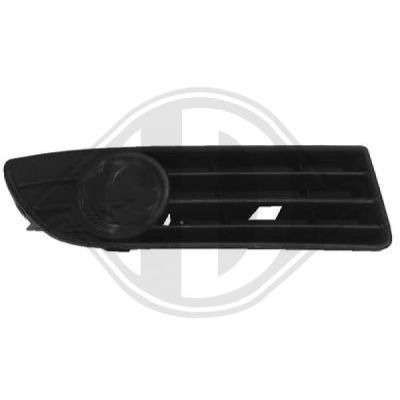 Grille de ventilation, pare-chocs - HDK-Germany - 77HDK2205146