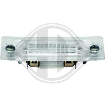Feu éclaireur de plaque - HDK-Germany - 77HDK2205694