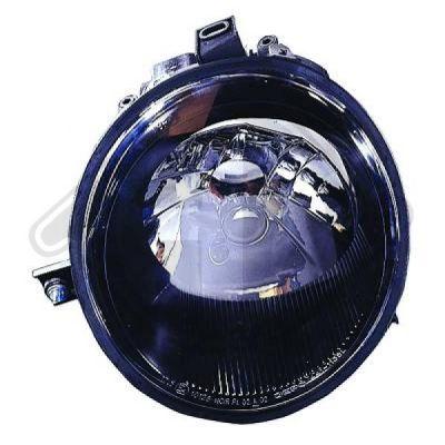 Bloc-optique, projecteurs principaux - Diederichs Germany - 2208280
