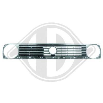 Grille de radiateur - HDK-Germany - 77HDK2211042