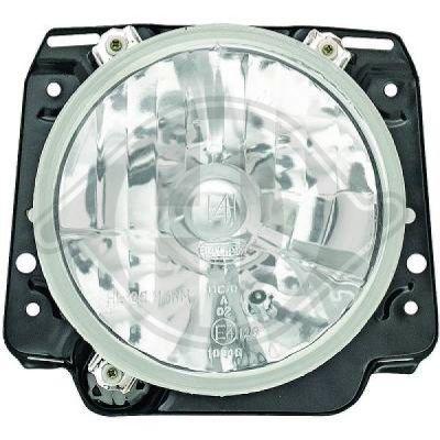 Bloc-optique, projecteurs principaux - Diederichs Germany - 2211180