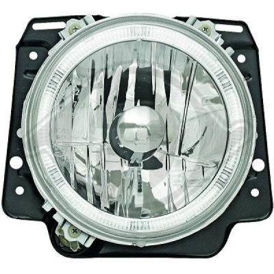 Bloc-optique, projecteurs principaux - Diederichs Germany - 2211380