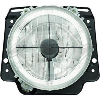 Bloc-optique, projecteurs principaux - Diederichs Germany - 2211381