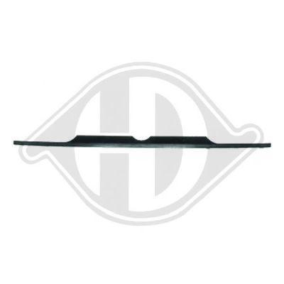 Cadre, grille de radiateur - HDK-Germany - 77HDK2212008