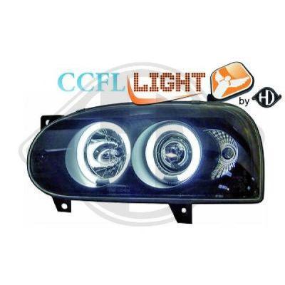 Bloc-optique, projecteurs principaux - HDK-Germany - 77HDK2212282