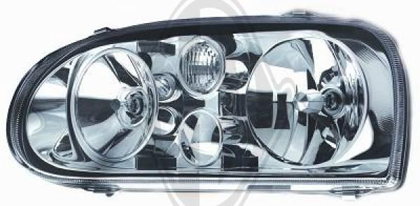 Bloc-optique, projecteurs principaux - HDK-Germany - 77HDK2212683