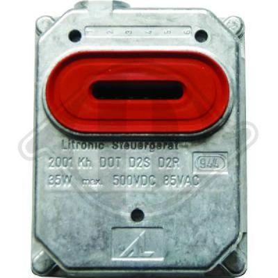 Ballast, lampe à décharge de gaz - HDK-Germany - 77HDK2213286