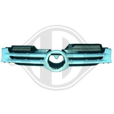 Grille de radiateur - HDK-Germany - 77HDK2214040