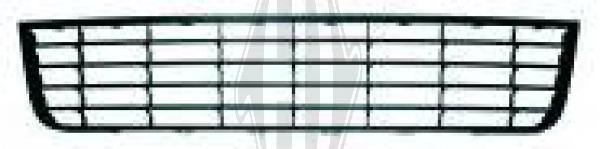 Grille de ventilation, pare-chocs - Diederichs Germany - 2214045