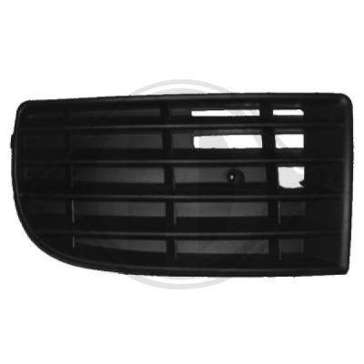 Grille de ventilation, pare-chocs - HDK-Germany - 77HDK2214047