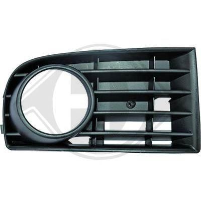 Grille de ventilation, pare-chocs - HDK-Germany - 77HDK2214048