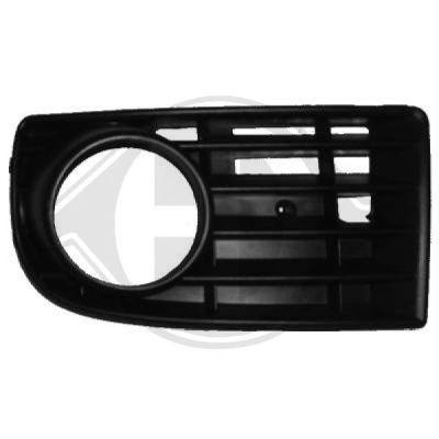 Grille de ventilation, pare-chocs - HDK-Germany - 77HDK2214049
