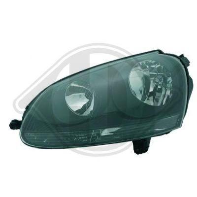 Bloc-optique, projecteurs principaux - Diederichs Germany - 2214280