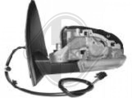 Rétroviseur extérieur - HDK-Germany - 77HDK2214324