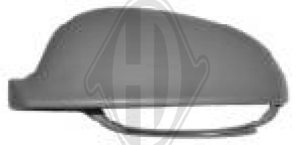Revêtement, rétroviseur extérieur - Diederichs Germany - 2214427