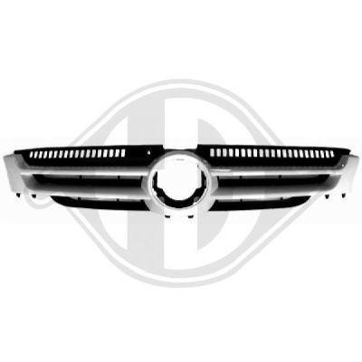 Grille de radiateur - Diederichs Germany - 2214640