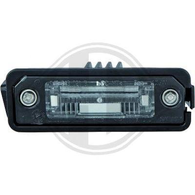 Feu éclaireur de plaque - HDK-Germany - 77HDK2214694