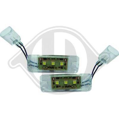 Feu éclaireur de plaque - HDK-Germany - 77HDK2215392
