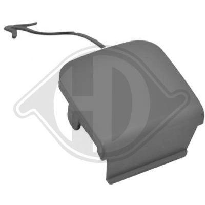 Capuchon, crochet de remorquage - Diederichs Germany - 2215464