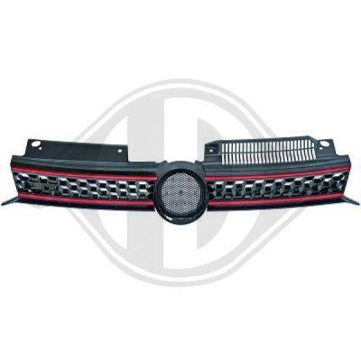 Grille de radiateur - HDK-Germany - 77HDK2215840