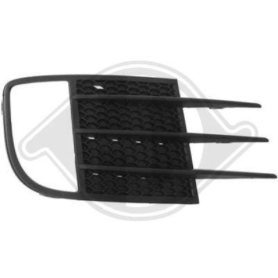 Grille de ventilation, pare-chocs - Diederichs Germany - 2215848