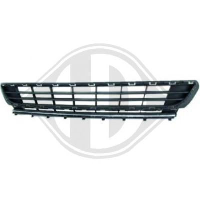 Grille de ventilation, pare-chocs - HDK-Germany - 77HDK2216045