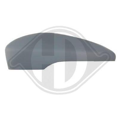 Verre de rétroviseur, rétroviseur extérieur - HDK-Germany - 77HDK2225029