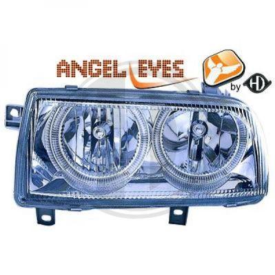 Bloc-optique, projecteurs principaux - Diederichs Germany - 2230480