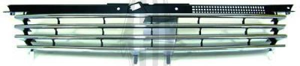 Grille de radiateur - Diederichs Germany - 2231440