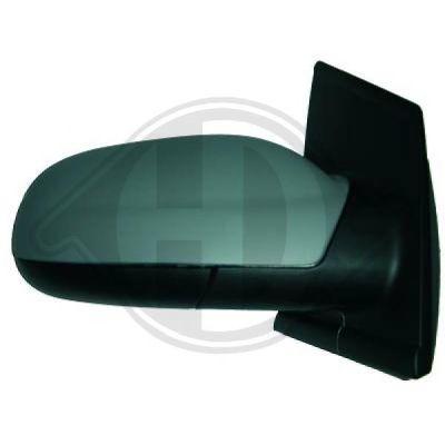 Rétroviseur extérieur - HDK-Germany - 77HDK2235024